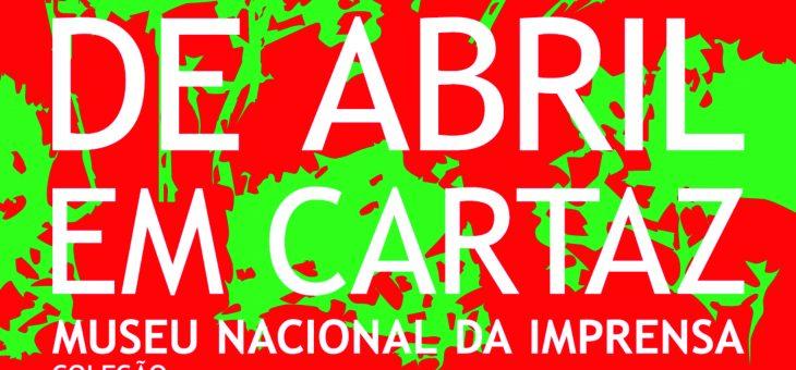 """Exposição """"25 de Abril em Cartaz"""""""